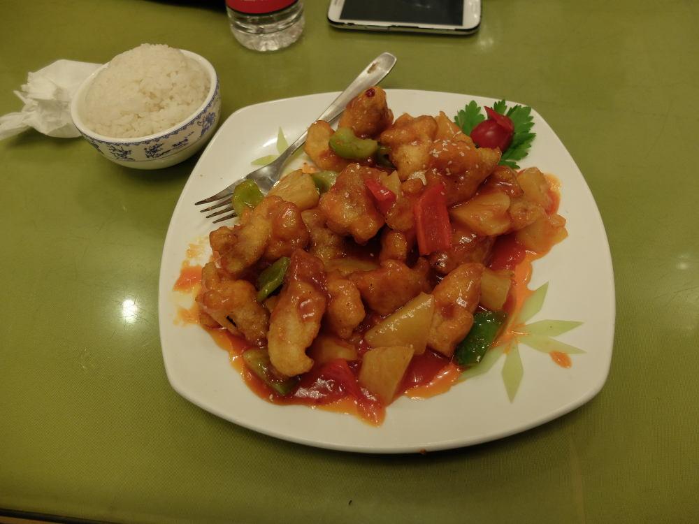 pollo-cina-agrodolce